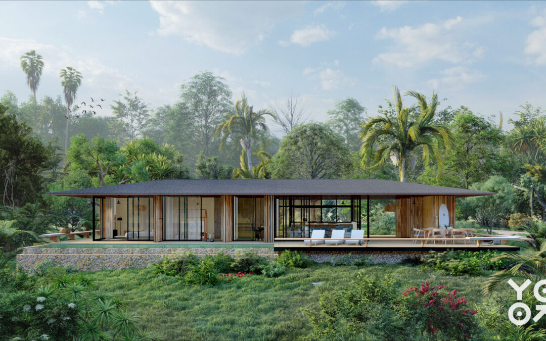 Developments in paradise: The results of Yoko Village's land survey