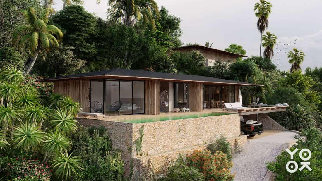 Yoko Village Model Home